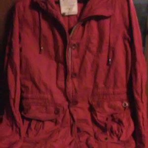 Woman's/Red/Medium/Gap Jacket